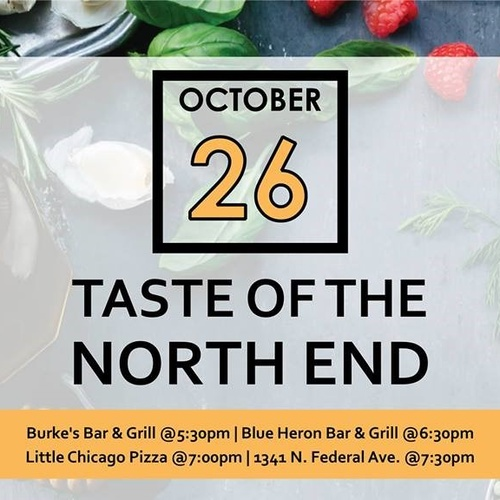 Taste of the North End event