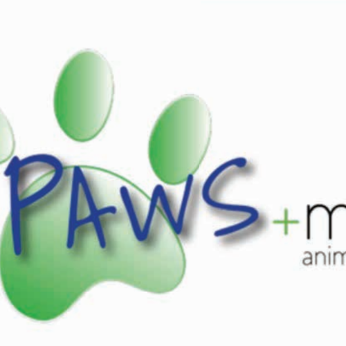 Paws and More Logo
