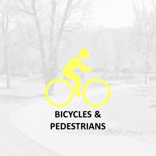 Bicycles & Pedestrians