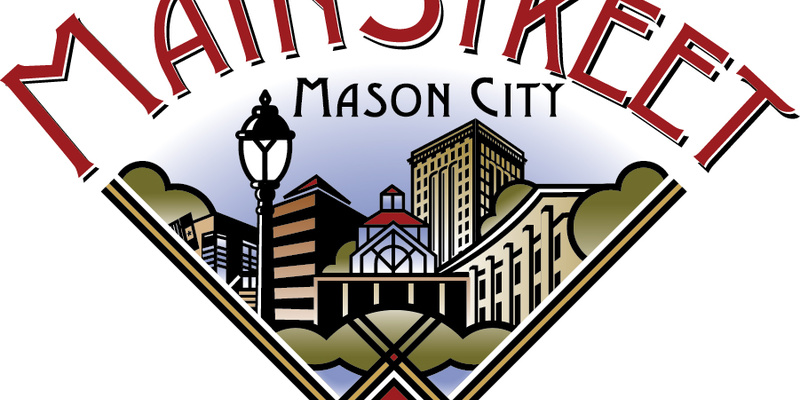 Main Street Mason City logo